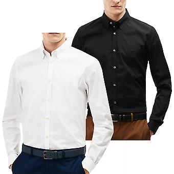 Lacoste Mens Classic Collar Slim Fit Koszula