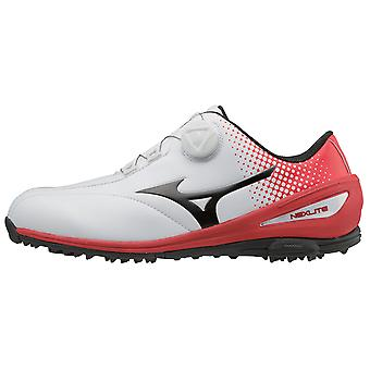 Mizuno Golf Mens Nexlite Boa Waterproof Golf Shoes