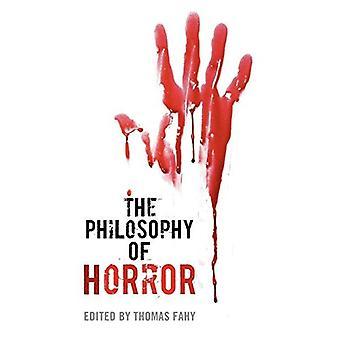 Filosofin av skräck