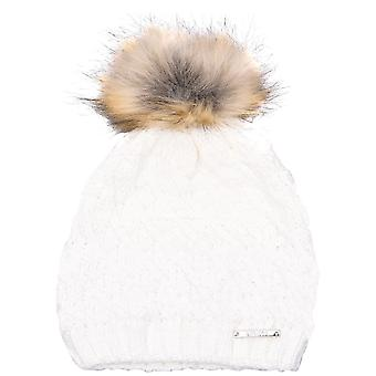 Nevica Womens Ladies Vail Soft Cosy Warm Knit Snow Beanie Hat Bobble Winter Cap