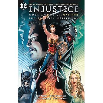 Injustice by Tom Taylor