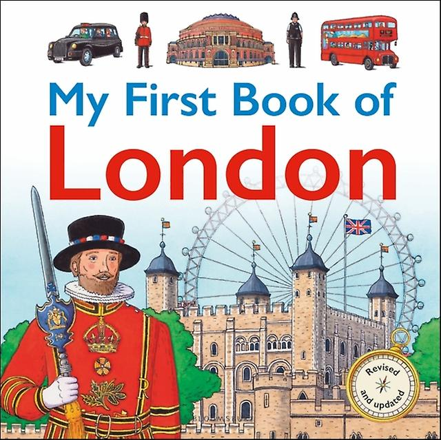 My First Book of London by Charlotte Guillian