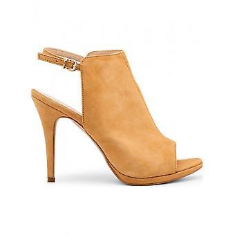 Made in Italia - Schuhe - Sandalette - ALBACHIARA_CUOIO - Damen - navajowhite - 37