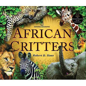African Critters von Robert B Haas