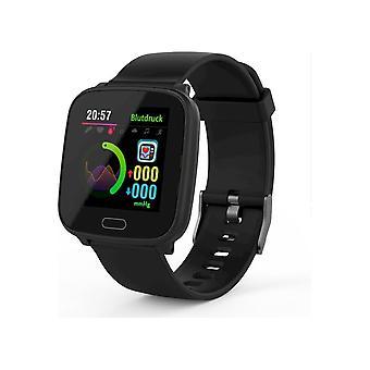 swisstone - Smartwatch - Unisex - SW 610 HR (Black) - 450315