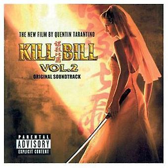 Various Artists - Kill Bill-Vol. 2 [CD] USA import