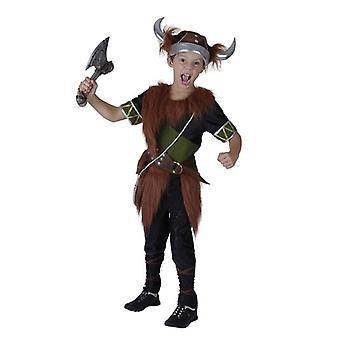 Bnov Viking Boy drakt