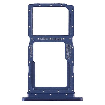 Sim Card Holder pour Huawei Honor 9X Blue Card Tray Sled Replacement Part Repair