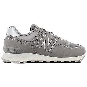 New Balance Classics WL574MMS Damen Schuhe Grau Sneaker Sportschuhe