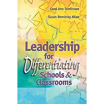 Leadership for Differentiating Schools  Classrooms by Tomlinson & Carol Ann