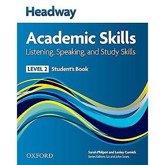 Fremgang faglig kompetanse 2 lytte snakker og studere skriveferdigheter boka av Sarah Philpot & Lesley Curnick
