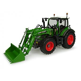 Fendt 516 Vario with Front Loader Diecast Model Tractor
