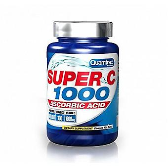 Quamtrax Nutrition Super C 1000 100 Tablets