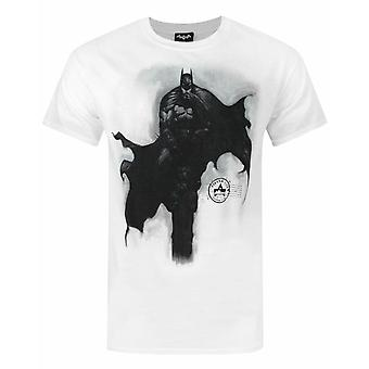 Arkham City Batman Tower Män & apos, s T-shirt