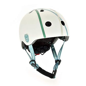 Scoot and Ride Safety Helmet With LED Light Crossline