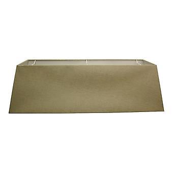 Light & Living Shade Rectangle 100x85x30cm Dark Linen