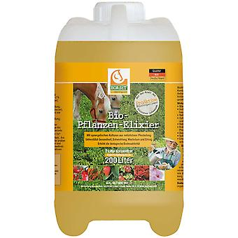 HOTREGA® HORSiT organic plant elixir, 2 litre canister
