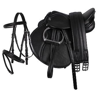 QHP Complete Saddle Set (Horses , Saddle , Saddles , General usage)