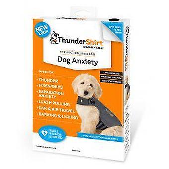 Thunderworks Grey Thundershirt For Dogs (Dogs , Training Aids , Behaviour)