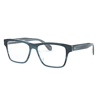 Oliver People Osten OV5416U 1662 Indigo Havana Glasses
