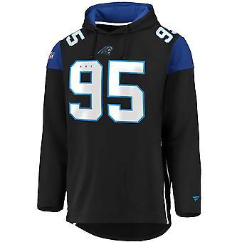 Iconic Franchise Long Hoodie - NFL Carolina Panthers
