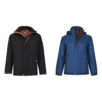 Kam Jeanswear Mens Quilted Jacket