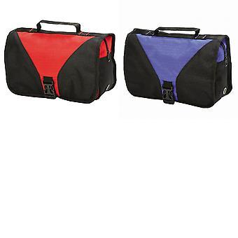 Shugon Bristol Folding Travel Toiletry Bag - 4 Litres (Pack of 2)