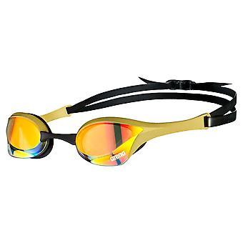 Arena Cobra Swipe Ultra Mirror Swimming Goggles Advanced Anti Fog Lense