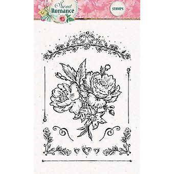 Studio Light A6 Clear Stamp – Sweet Romance – Number 128