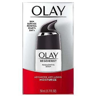 Olay regenerist regenerating serum & light gel face moisturizer, 1.7 oz