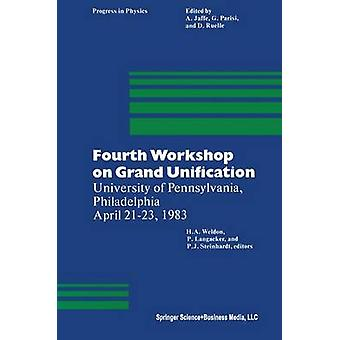 Fjerde workshop om Grand forening University of Pennsylvania Philadelphia april 2123 1983 av LANGACKER & Paul