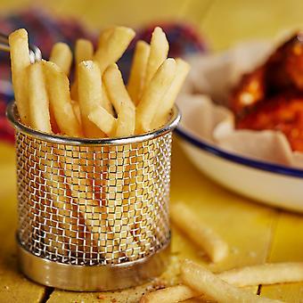 Country Range Frozen Crispy Coated Fries 7 x 7mm