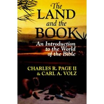The Land and the Book by Page & Charles R.