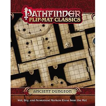 Pathfinder FlipMat Classics Ancient Dungeon by Stephen Radney MacFarland