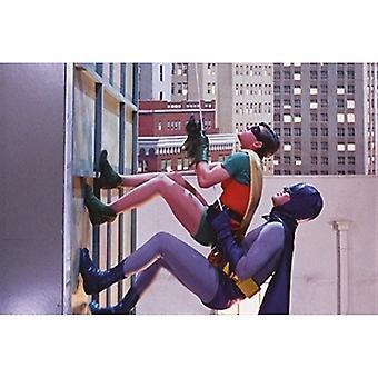 Plakat Maxi z serialu Batman & Robin