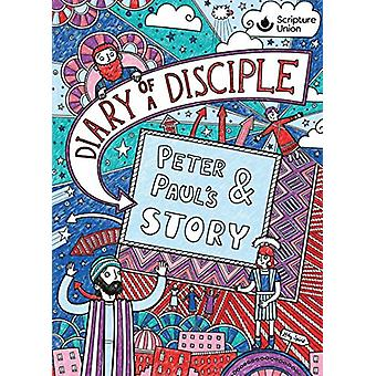 Diary of a Disciple - Peter and Paul's Story - 9781785065705 Book