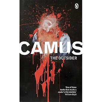 The Outsider by Albert Camus - 9780241950050 Book