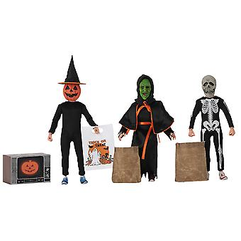 """Halloween 3 Season of the Witch 8"""" Action Figure 3-pack"""