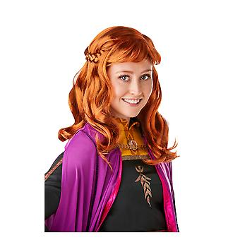 Adult Anna Wig - Frozen