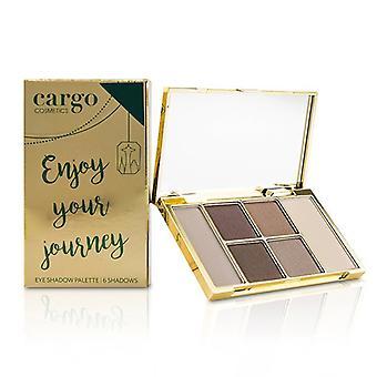 Cargo Enjoy Your Journey Eyeshadow Palette 11.1g/0.39oz