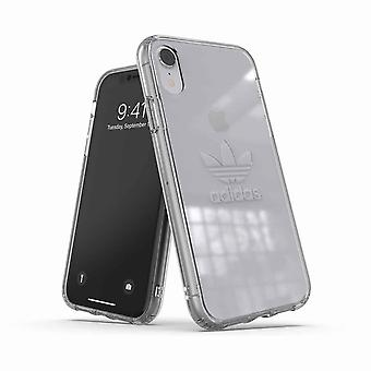 adidas Originals Clear Backcover Hoesje iPhone XR - Transparant