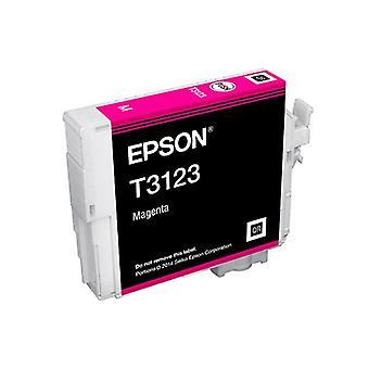 Epson T3123 Magenta Inktkar