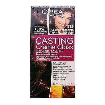Dye No Ammonia Casting Creme Gloss L'Oreal Make Up Chocolate chestnut