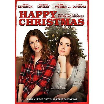 Glad jul [DVD] USA import