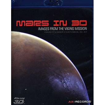 Mars i 3D: importere bilder fra the Viking Mission [BLU-RAY] USA