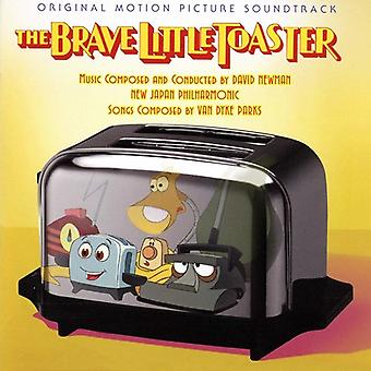 Brave Little Toaster / Original Motion Picture [CD] USA import