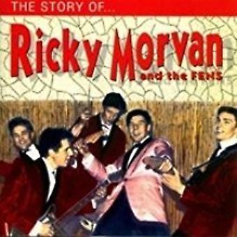 Morvan*Ricky & the Fens - Story of Ricky Morvan & the Fens [CD] USA import