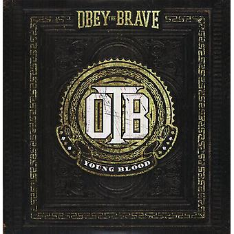 Obey the Brave - Young Blood [Vinyl] USA import