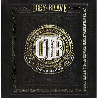 Obedece ao Bravo - Sangue Jovem [Vinil] Importação dos EUA