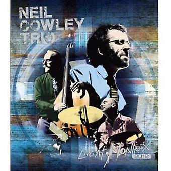 Cowley, Neil Trio - Live at Montreux 2012 [BLU-RAY] USA import